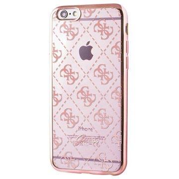 Scarlett TPU Case voor de iPhone 6-6s Ros� goud