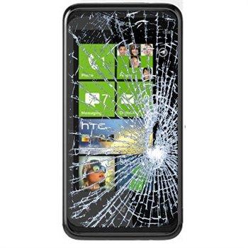 HTC 7 Pro Displayglas Reparatie
