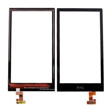 HTC Desire 510 Displayglas & Touchscreen Zwart