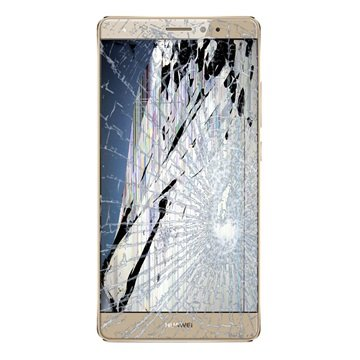 Huawei Mate S LCD & Touchscreen Reparatie Goud