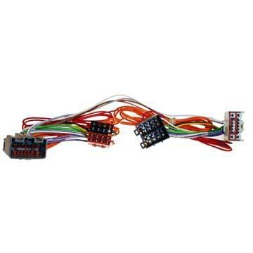 KRAM ISO2CAR Mute-Adapter Volvo S40- V50 2004 (86191)