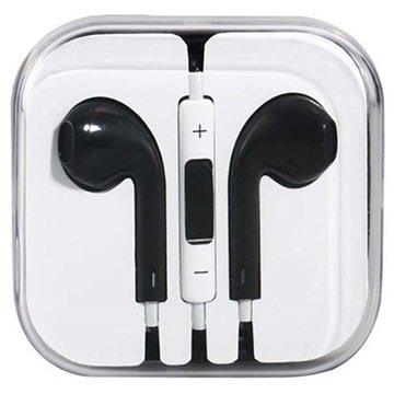 In-ear Koptelefoon iPhone, iPad, iPod Zwart