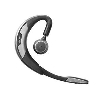 Jabra Motion UC+ MS oorhaak Stereofonisch NFC-Bluetooth Zwart, Zilver