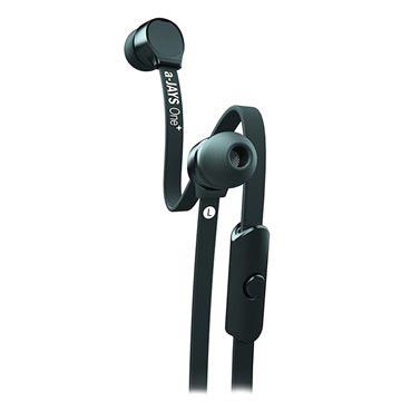 Jays a-Jays One+� in-ear headset zwart