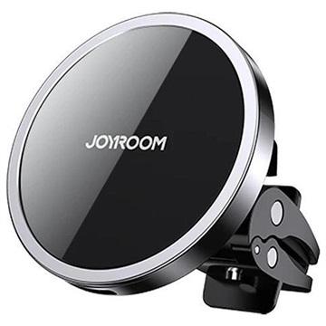 Joyroom JR-ZS240 Magnetisch Draadloze Autolader-Houder Zwart