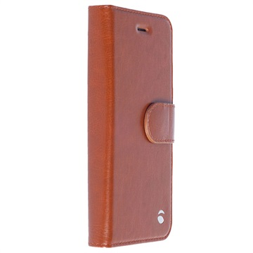Krusell Krusell Ekero FlipW 2in1 iPh 5SE Cognac (60593)