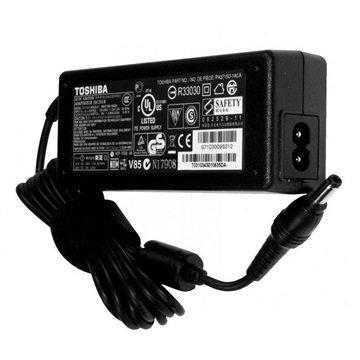 Laptop Lader-Adapter Toshiba Satellite, Satellite Pro, Tecra 75W