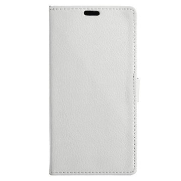 ZTE Axon 7 mini Textured Wallet Case Wit