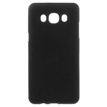 Samsung Galaxy J5 (2016) Matte TPU Case Zwart