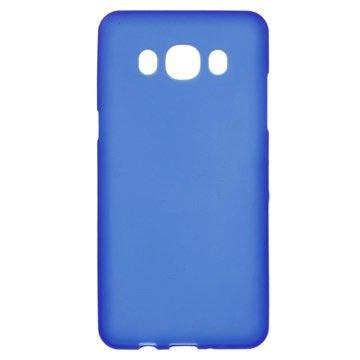 Samsung Galaxy J5 (2016) Matte TPU Case Blauw