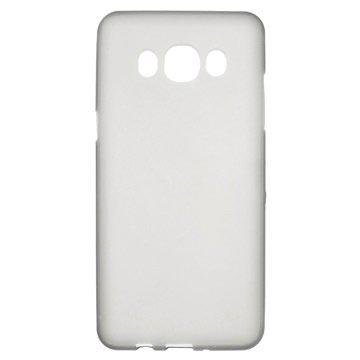 Samsung Galaxy J5 (2016) Matte TPU Case Grijs