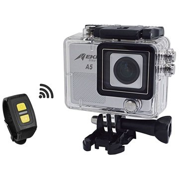 Meknic A5 4K Wi-Fi Action Camera