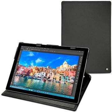 Microsoft Surface Pro 4 Noreve Tradition Lederen Case Perpatuelle Zwart kopen in de aanbieding