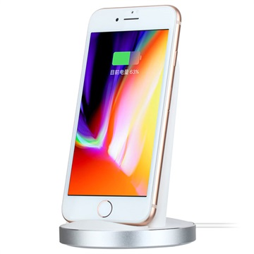 Momax Q.Dock2 Quick Charge 3.0 Qi Draadloze Oplader Wit