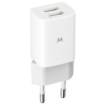 Motorola Duo Rapid Charger white