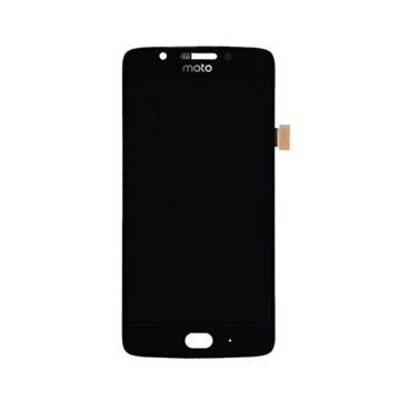 Motorola Moto G5 LCD Display Zwart
