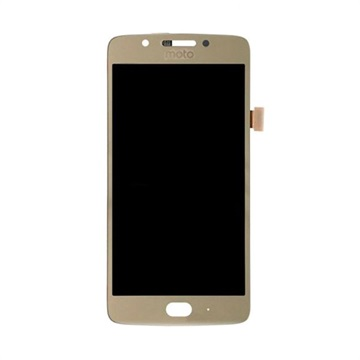 Motorola Moto G5 LCD Display Goud