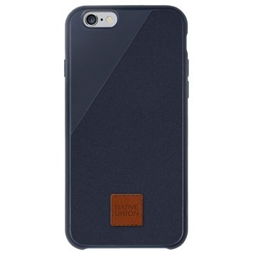iPhone 6 / 6S Native Union Clic 360 Cover Navy Blauw