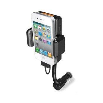 5 in 1 Car Kit voor de iPod FM Transmitter Zwart