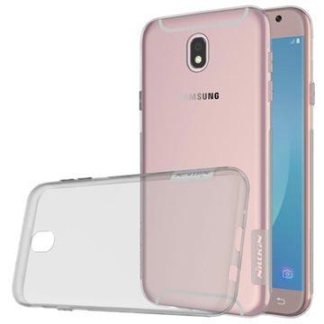 Samsung Galaxy J5 (2017) Nillkin Nature 0.6mm TPU Case Grijs