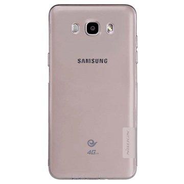 Samsung Galaxy J5 (2016) Nillkin Nature TPU Case Grijs