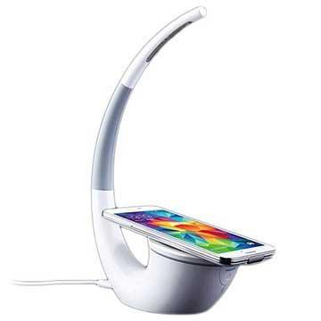 Nillkin Phantom Qi Draadloze Oplader & LED Bureaulamp