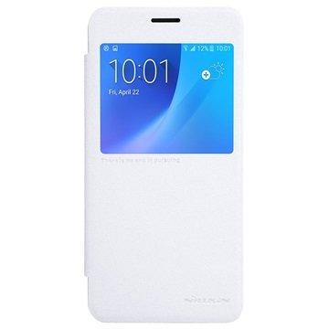 Samsung Galaxy J5 (2016) Nillkin Sparkle Series View Flip Case Wit