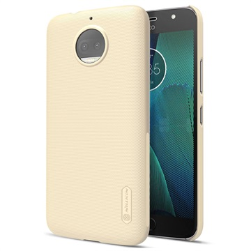 Motorola Moto G5S Plus Nillkin Super Frosted Shield Cover Goud