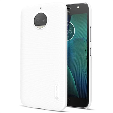Motorola Moto G5S Plus Nillkin Super Frosted Shield Cover Wit