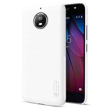 Motorola Moto G5S Nillkin Super Frosted Shield Cover Wit