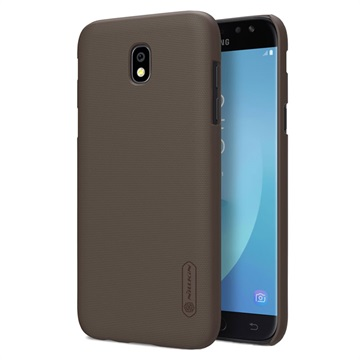 Samsung Galaxy J5 (2017) Nillkin Super Frosted Shield Cover Bruin