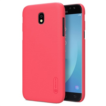 Samsung Galaxy J5 (2017) Nillkin Super Frosted Shield Cover Hot Pink