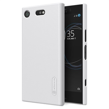 Sony Xperia XZ1 Compact Nillkin Super Frosted Shield Cover Wit