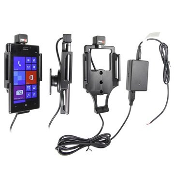 Brodit Active holder for fixed installation for Nokia Lumia 925, black (513546)