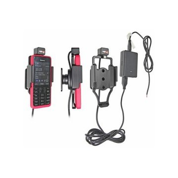 Brodit Active, Tilt Swivel, Molex Adapter System, 2A Charger, f-Nokia 301 (513602)