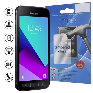 Keep the display of your samsung galaxy xcover 4 safe from scratches or any accidental drops with this otb ...