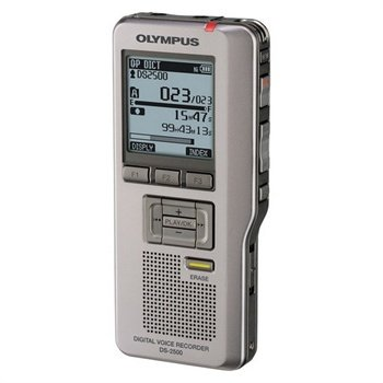 Olympus DS-2500 Dictafoon