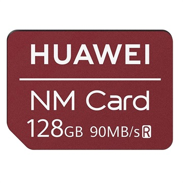 Huawei NM Nano Geheugenkaart 06010396 - 128GB - P30, P30 Pro, Mate 20 Pro