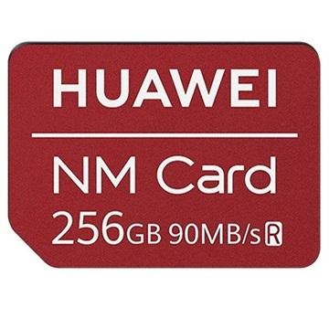 Huawei NM Nano Geheugenkaart 6010397 - 256GB - P30, P30 Pro, Mate 20 Pro