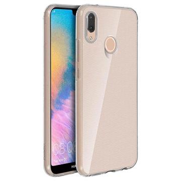 Huawei P20 Lite TPU Cover Doorzichtig