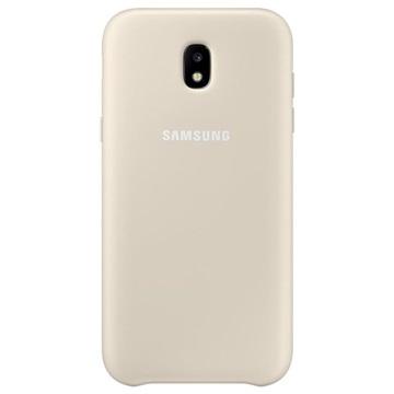 Samsung Galaxy J5 (2017) Dual Layer Cover EF-PJ530CF Goud