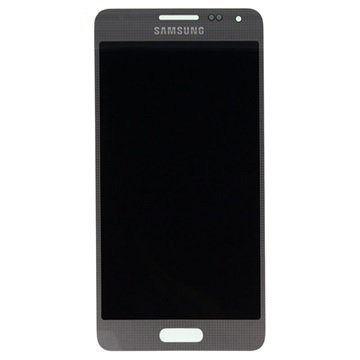 Originele samsung galaxy alpha lcd display incl. displayglas, touchscreen.