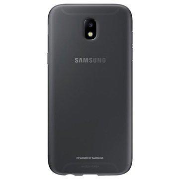 Samsung Galaxy J5 (2017) Jelly Cover EF-AJ530TB Zwart