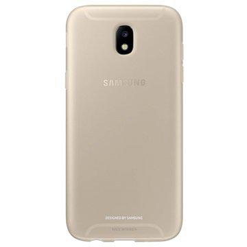 Samsung Galaxy J5 (2017) Jelly Cover EF-AJ530TF Goud