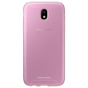 Samsung Galaxy J5 (2017) Jelly Cover EF-AJ530TP Roze