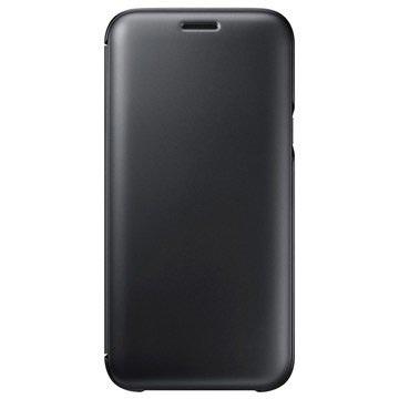 Samsung Galaxy J5 (2017) Wallet Cover EF-WJ530CB Zwart