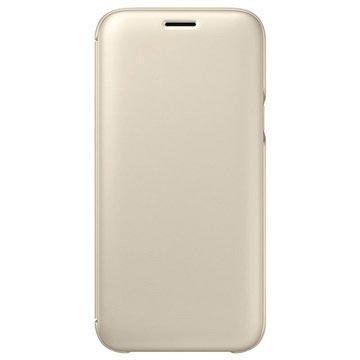 Samsung Galaxy J5 (2017) Wallet Cover EF-WJ530CF Goud