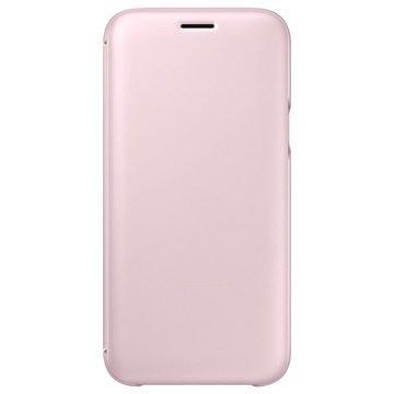 Samsung Galaxy J5 (2017) Wallet Cover EF-WJ530CP Roze