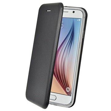 Samsung Galaxy S6 PT Line Full Coverage Wallet Case Zwart
