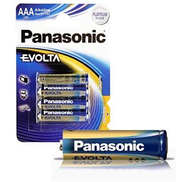 Panasonic Evolta AAA Batterij LR03EGE - 1.5V - 1x4